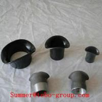 Cheap 316 Forged Butt Weld Fittings Stainless Steel sweepolet Pipe Fitting for sale