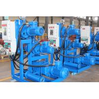 Quality Blue Professional Vacuum Pump Set With Roots And Dry Screw Vacuum Pump wholesale