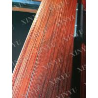 Cheap Wood grain transfer Aluminium Window Profiles for decoration material for sale
