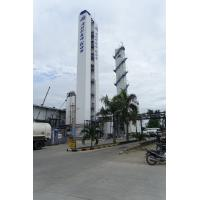 Quality Carbon steel oxygen nitrogen gas plant Nm3/h Combustion Gas Ripening Gas wholesale