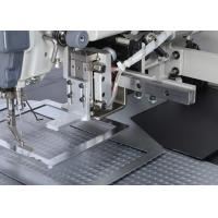Quality Lightweight Chain Stitch Embroidery Machine , Cross Stitch Sewing Machine For Clothes wholesale