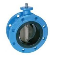 Quality cast iron 2 ~ 120 Butterfly Valves For Sewage DIN2501 PN10 EN 593 wholesale
