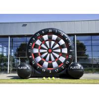 Cheap Outdoor Shooting Inflatable Dart Board for sale