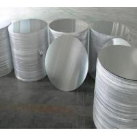 Cheap 3003 Temper O 1.5mm Thick Round Aluminum Plate 100mm - 1400mm Diameter For Lamp for sale