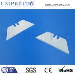 Quality Zirconia ZrO2 Ceramic Tripezoid Blade/Ceramic Utility Cutting Blade wholesale