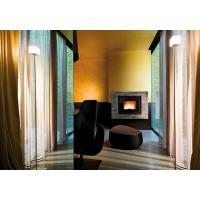Quality High Efficiency Wood Stove Insert , Modern Wood Burning Fireplace Inserts  wholesale