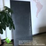 Exterior Hygienic Aluminum Facade Panels , Building Facade Decoration Building Facade Cladding