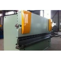 160t / 4000mm 10 Feet Steel Bender Machine CNC 8mm Hydraulic Metal Press Brake