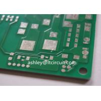 Quality Aluminum Based Heavy Copper Printed Circuit Board Green Solder Hight Thermal Conductivity wholesale
