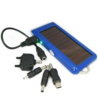 Quality 1500mAh Rechargeable Mobile Power Bank Solar Battery Charger With LED Flashlight wholesale