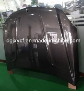 China C63 Carbon Fiber Hood/Carbon fiber car cover on sale