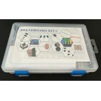 Quality Electronic Components Solderless Breadboard Kit For DIY Experiment Circuit Test wholesale