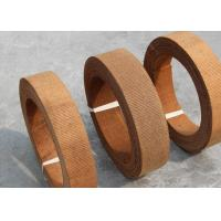Quality Glass Viscose Fiber Brake Band Relining Material ISO9001 Certification wholesale