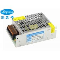 Quality AC To DC RGB LED 12V 5A Power Supply With Overload Protection wholesale