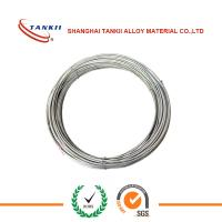 Quality Industrial Furnace 0Cr21Al6Nb Fecral Alloy Resistance Heater Wire wholesale