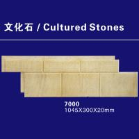 Quality Hot sale 3D Polyurethane Material Exterior Wall Decoration Culture Stone wholesale
