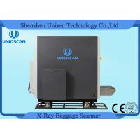 Cheap Duel View SF6550D X Ray Inspection Systems Upward and Sideward Beam Direction for sale