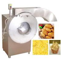 Quality High-efficiency potato washer peeler and slicer together machine wholesale