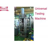 Quality Computer Controlled Universal Testing Machine Laboratory Equipment 1%-100%FS wholesale
