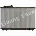Quality Tube Fin Core Toyota Aluminum Radiator For Lexus OEM 16400-50230 50250 DPI 2418 wholesale