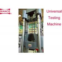 Quality φ9.5-φ18mm Wire Tensile Testing Machine Dual Zone 1000kN ISO6934.4 Standard wholesale
