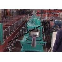 Quality 80mm - 350mm Quick Interchangeable C Purlin Cold Roll Forming Machine , Z Purlin Machines wholesale