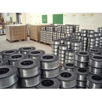 China Zinc wire For LPG gas cylinder 1.6mm 2.0mm 2.5mm diameter on sale