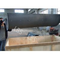 Quality Stainless Steel and Carbon Steel Wire Rope Sleeves with Spiral Grooving wholesale