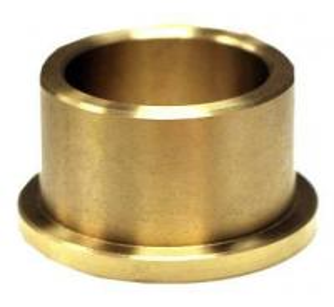 Quality Oil impregnated flange type bronze bushings wholesale