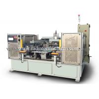 Quality Servo Type Auto Radiator Core Builder Machine With Flaring Function 1-2 Row wholesale