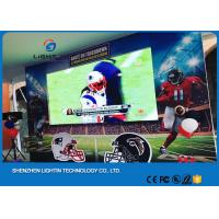 Quality Portable SMD 3528 Rental LED Display , P5 Indoor RGB LED Video Screen wholesale