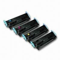 Quality Color Toner Cartridges with Chip, Comes in BK/C/Y/M, Ideal for HP wholesale