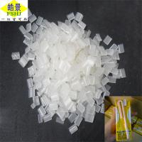 Quality Pure Transparent Non Toxic Hot Melt Pellets For Beverages Straw wholesale