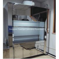 Quality Stainless steel  Fume Hood For Lab Draught Cupborad Company  Price Supplier wholesale