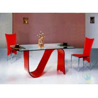 Quality clear acrylic black and white bar table and chair wholesale