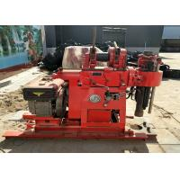 China 300M Geotechnical Drilling Rig Machine for Core Drilling and Soil Sampling on sale