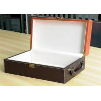 Quality Large Colorful Printed Gift Boxes Embossing  , Gloss Finished For Jewelry Packing wholesale