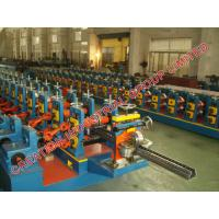 Buy cheap Warehouse Storage Pallet Rack Roll Forming Machine 380V / 50Hz from wholesalers