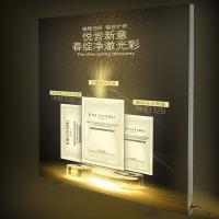 Quality Frameless Lighted Box Signs, Fabric Single Sided Display Light Box wholesale