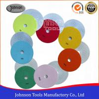 Buy cheap 7 Inch Diamond Polishing Pads For Grind Fibreglass Panels and Stones from wholesalers