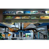 Quality Electrical 4D Cinema System with IMAX Screen , Latest Movies , NEC / Panasonic Projector wholesale