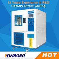 Quality Customized 225L Temperature Humidity Test Chamber LCD / PC Operation wholesale