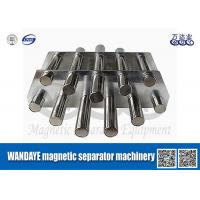 Quality Custom Separator Magnet Machine Stainless Steel Magnetic Shelf wholesale