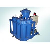 China Waste Lube Oil Purifier Hydraulic Oil Filtration Machine 12 Tons/day on sale