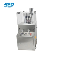 China Single Press Continuous Rotary Tablet Press Machine 16200PCS/H on sale