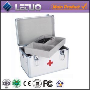 China 2015 new products aluminum case large tool box emergency medical kit on sale