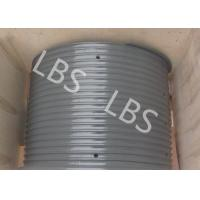 Quality Deck Machinery Winch Lebus Sleeve Steel Wire Rope Split Sleeve wholesale