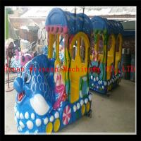 Quality 8% discount supply electric track train under sea world train ride for sale wholesale
