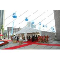 Quality White PVC Cover Outdoor Event Tent Movable Church Windows For Cocktail Party wholesale