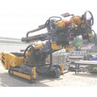 Cheap Hydraulic Crawler Drills With High Rotation Speed for Double Motor Lifting Force 50KN for sale
